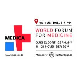 Medica 2019 // HALL 6 F.44