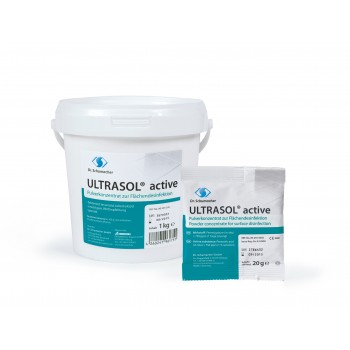 Ultrasol Active - Σκόνη απολύμανσης επιφανειών