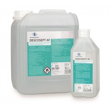 Descosept AF - Αλκοολούχο υγρό με ελαφρύ άρωμα