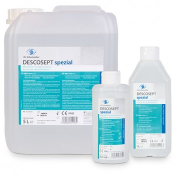 Descosept spezial - Υγρό απολύμανσης ευαίσθητων επιφανειών