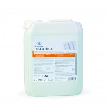 Desco Drill - Απολύμανση οδοντιατρικών φρεζών & εξαρτημάτων
