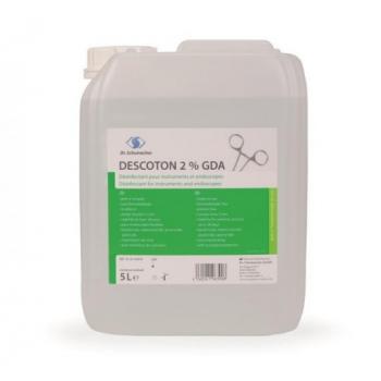 Descoton 2% GDA - Υγρό απολύμανσης εργαλείων έτοιμο για χρήση