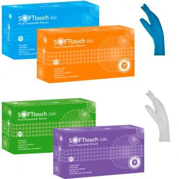 Εξεταστικά γάντια βινυλίου (4)