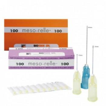 Βελόνες μικροθεραπείας