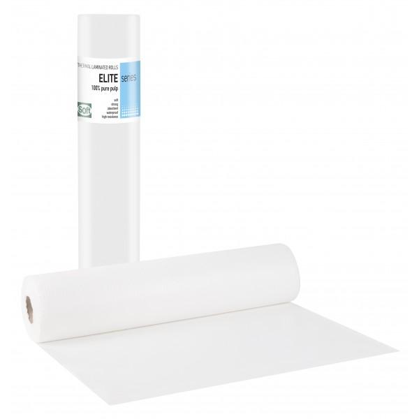 ELITE STANDARD Πλαστικό + Χαρτί Θερμοκόλληση - 50cm x 50m