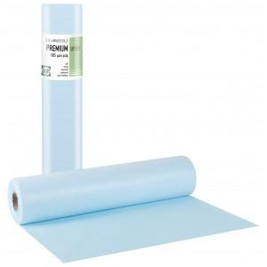 Πλαστικό + Χαρτί Γαλάζιο - 50cm x 50m