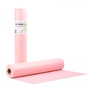 PREMIUM STANDARD Πλαστικό + Χαρτί  Ροζ - 50cm x 50m