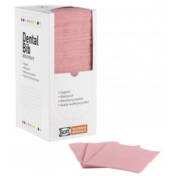 Οδοντιατρική Πετσέτα Ροζ