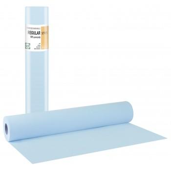REGULAR STANDARD Χάρτινο δίφυλλο Γκοφρέ Γαλάζιο - 58cm x 50m
