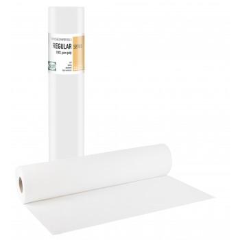 REGULAR NORMAL Χάρτινο μονόφυλλο Γκοφρέ - 50cm x 50m