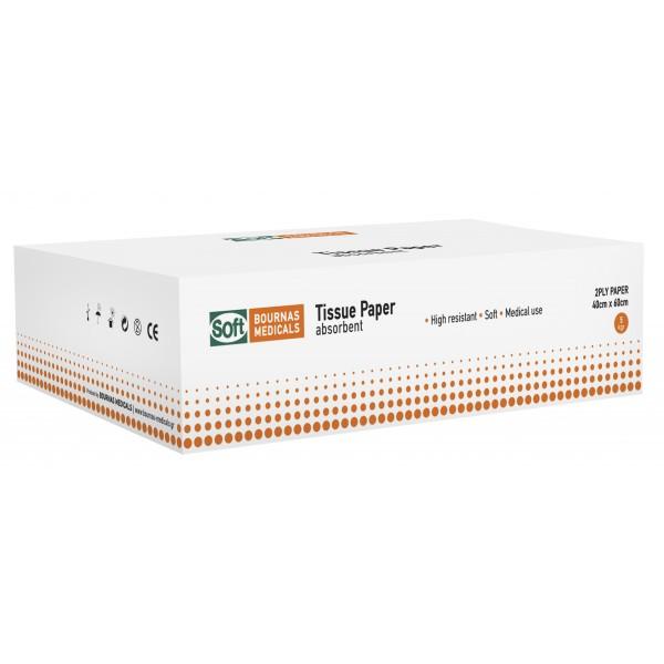 ALFA-SOFT λευκότητας 55% (5kg Διπλωμένος)