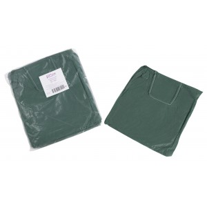 Εξεταστική μπλούζα πράσινο σκούρο