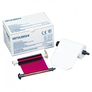CK-900L Color printing pack for A6 video printer CP-900 series