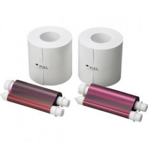 CK-50S Color printing pack for A6 video printer  CP-50 series